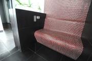 <h5>Dampfdusche mit Sitzbank BT.AL</h5>