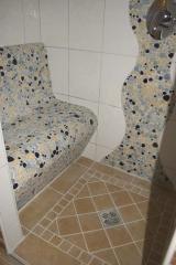 <h5>Dampfdusche mit Duschsitz BT.AL</h5>
