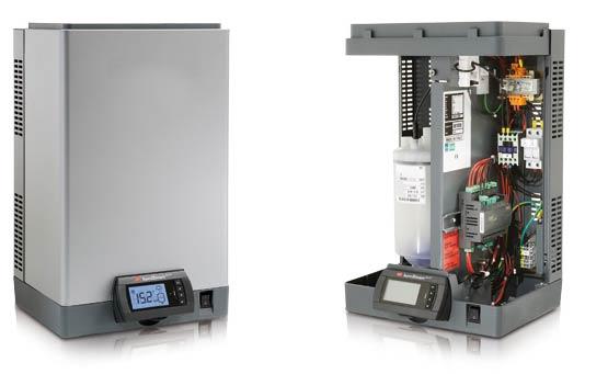 Steam generator technology - Wellnessanlagenbau-SOLEUM GmbH