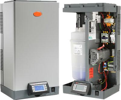 Dampfgenerator-Dampfbadtechnik