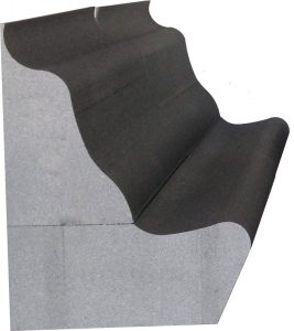 Dampfbad-Sitzmodul T85GL