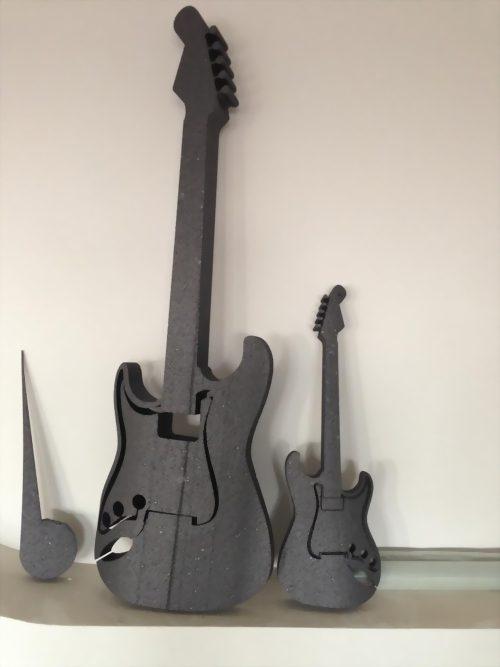 Gitarre aus EPS KLEIN