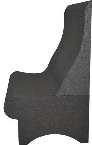 Dampfbadsitz-T75