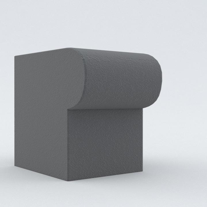 Sitzbank für Dusche