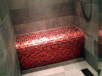 befliesbare Duschsitze