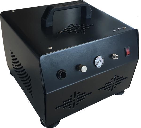 brine steam inhalation compressor